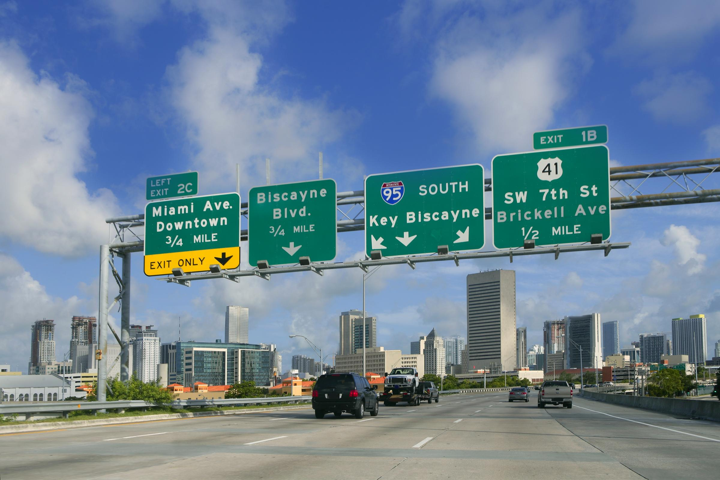 Home Rule Keeps Miami Dade Expressway Active For Now | WFSU
