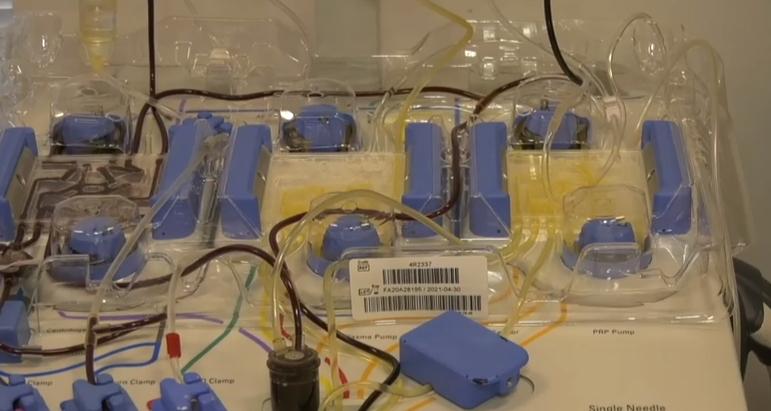 Florida Blood Center Working On Experimental Coronavirus Treatment