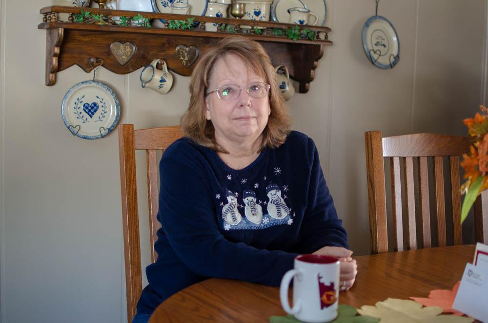 Des Moines resident Sandy Firestine posted a message on Facebook after she could not find a family member that was a match. Firestine has Berger's Disease and has been on the list since April.
