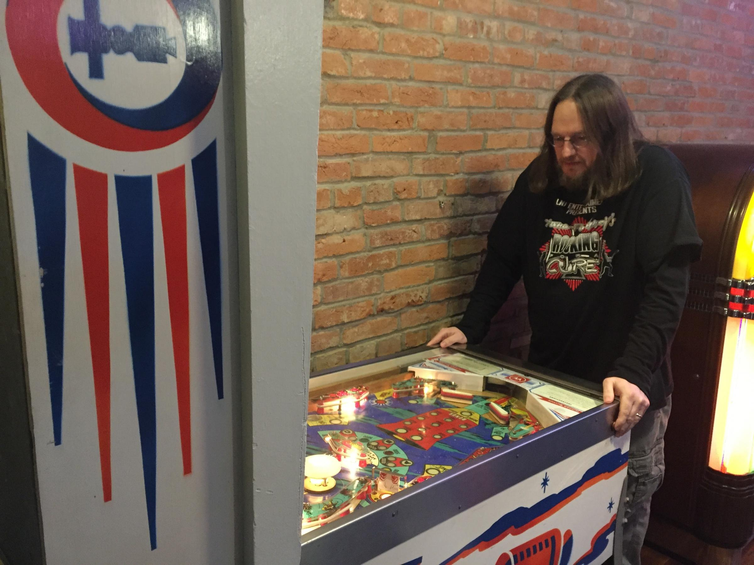 Arcade Museum in McLean 'Time Machine' Back To 1980s | WGLT
