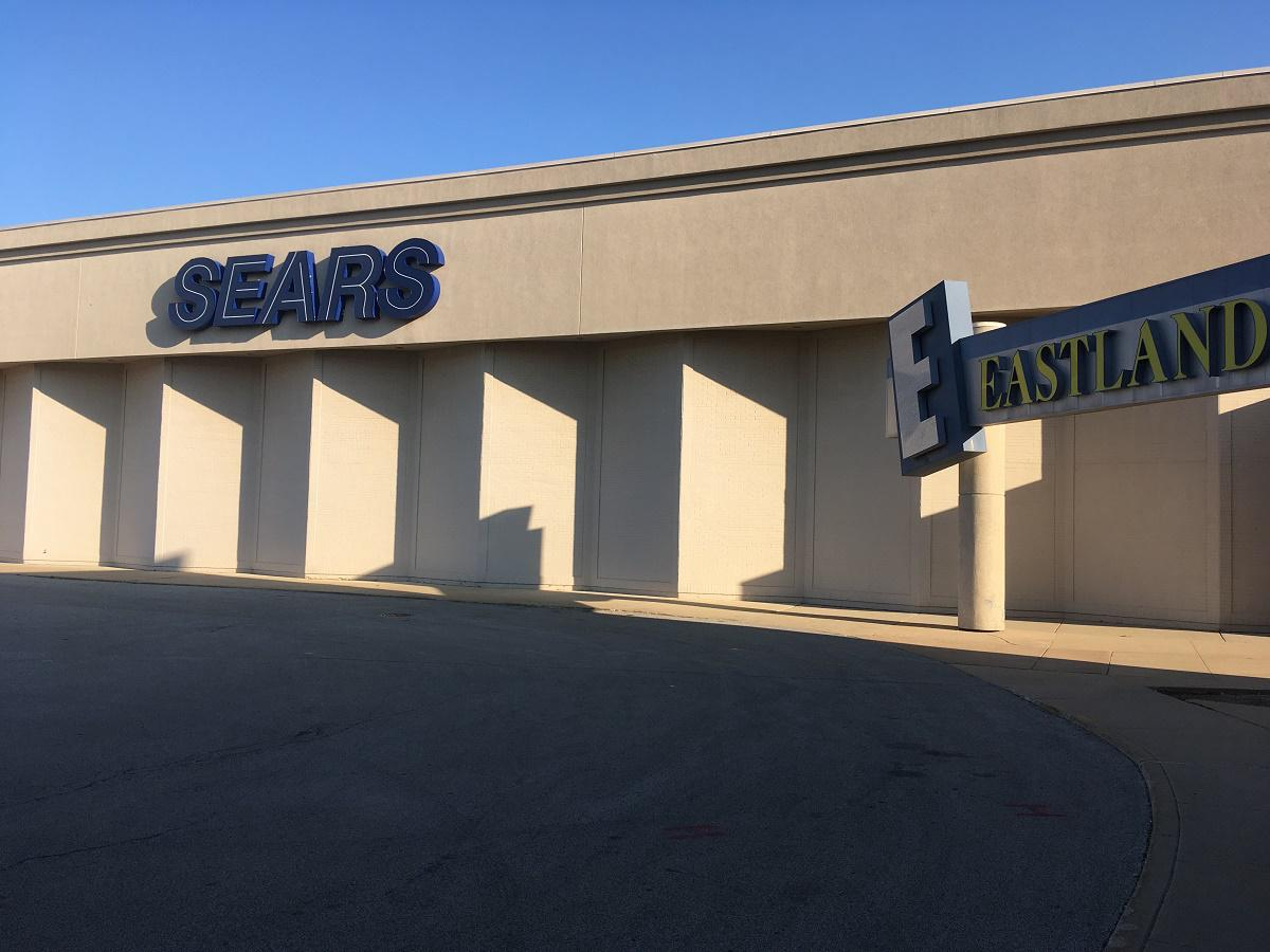 Eastland Mall Is Losing Another Anchor As Sears Has Announced Plans To Close In November