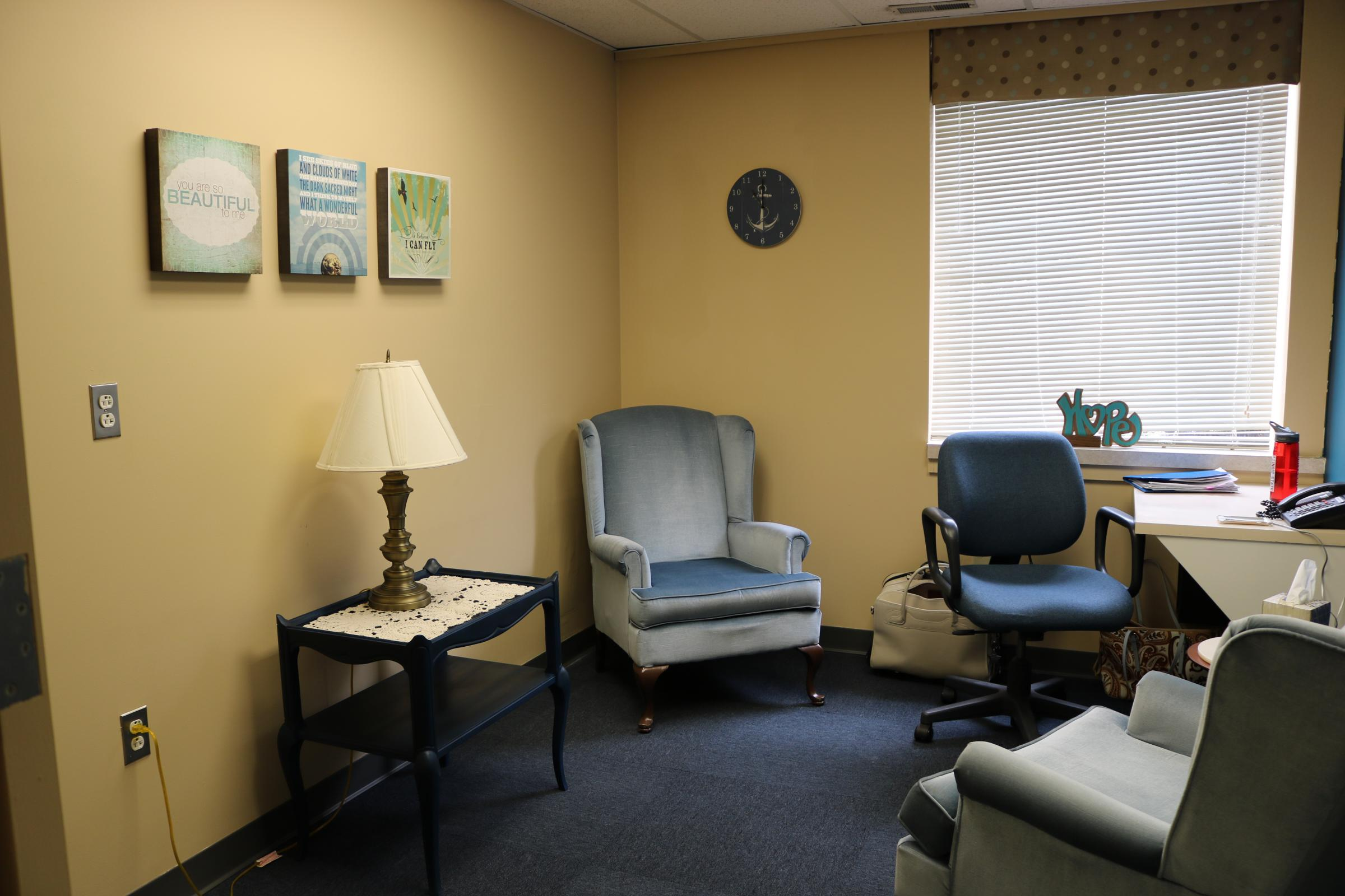 Donation Based Counseling Center Moves Location Expands