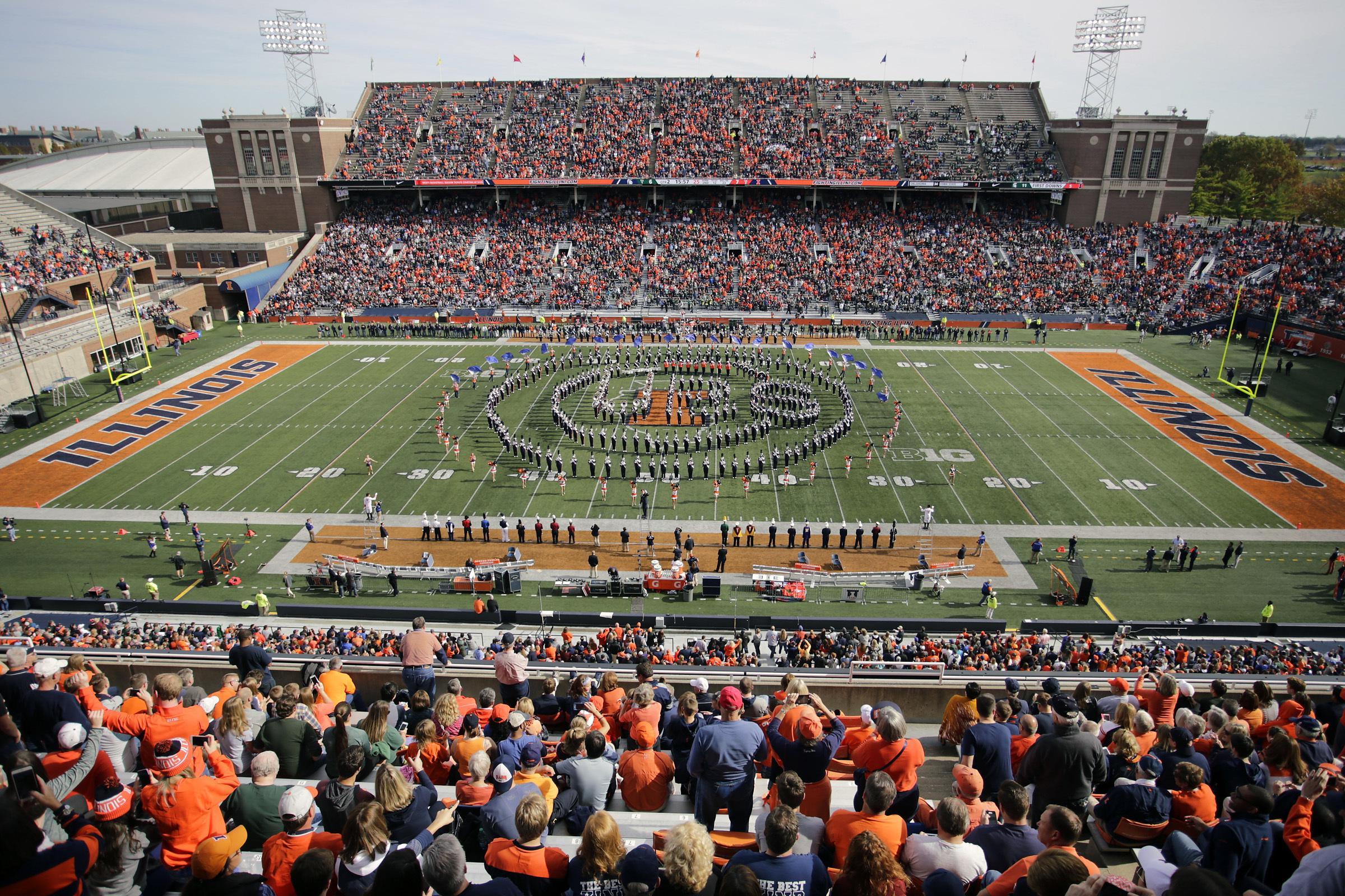 University Of Illinois At Urbana-Champaign Calendar 2020 Finally: ISU Football To Play Illini In 2020   WGLT