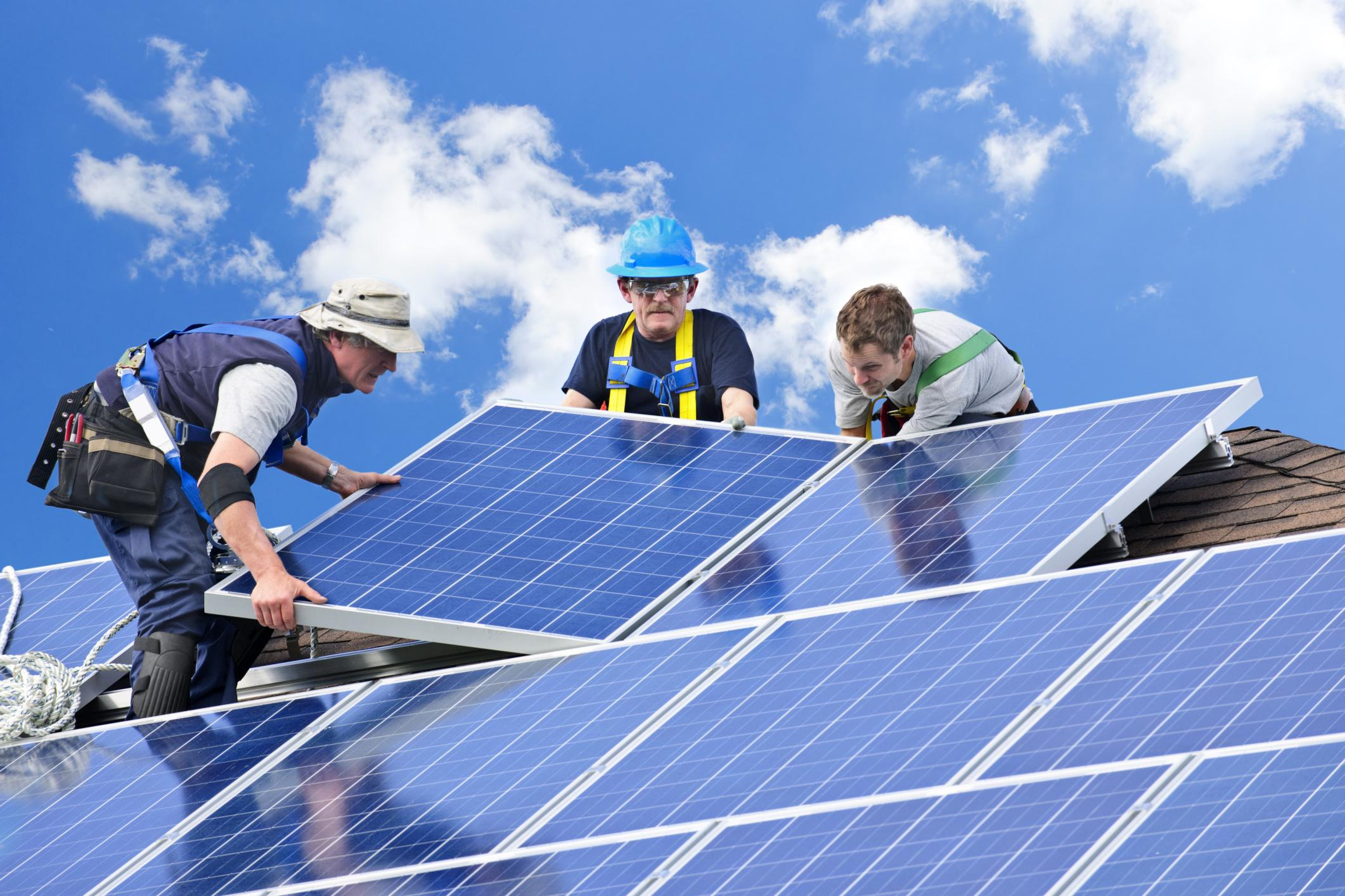 Report Clean Energy Jobs On The Rise In Michigan Wgvu
