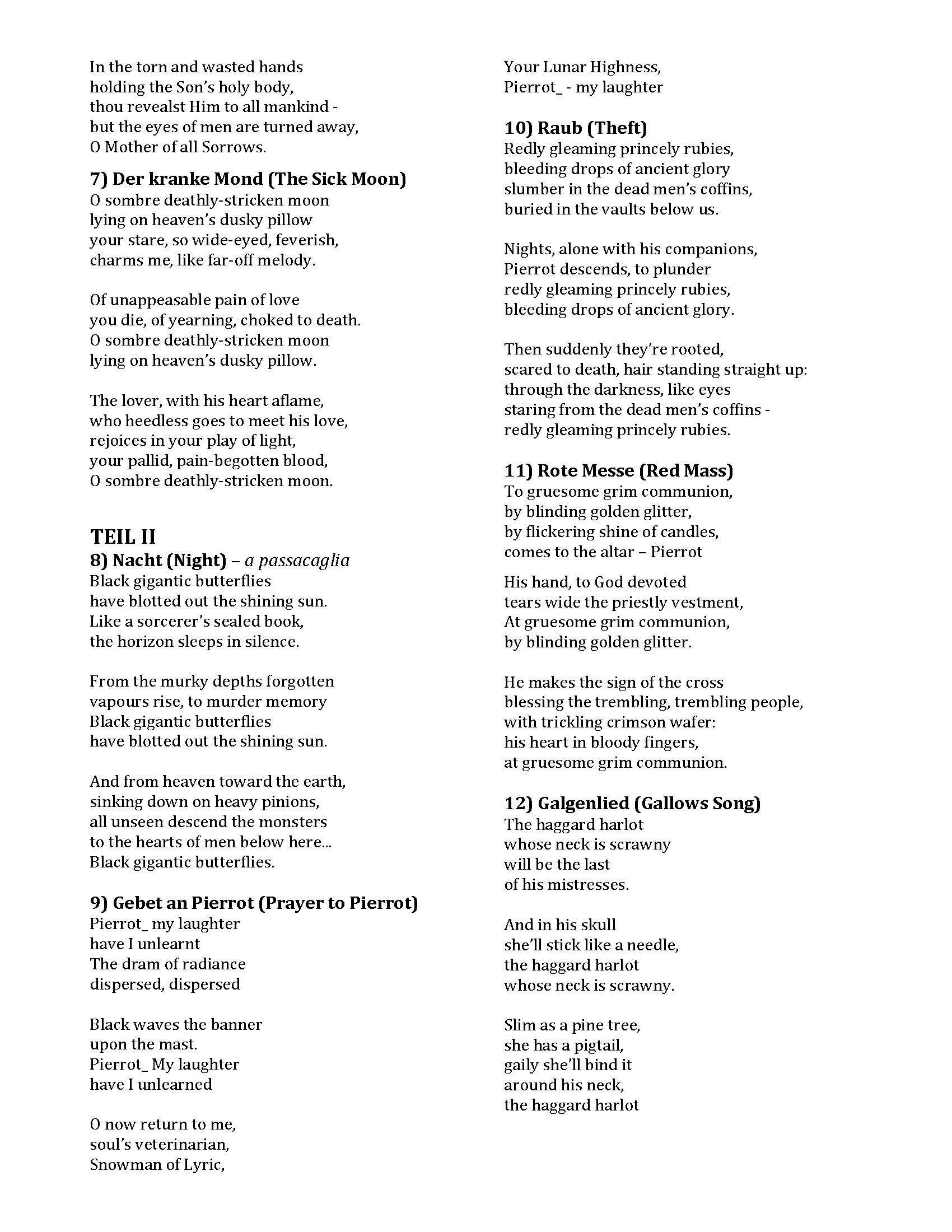 FACULTY CHAMBER MUSIC RECITAL - July 23, 2014 | Interlochen