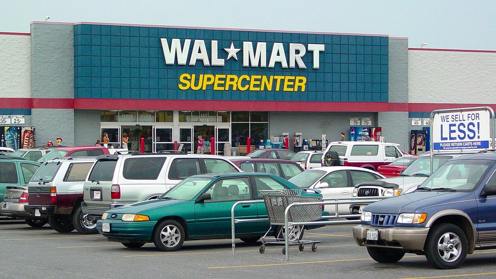 Gaylord Walmart attracts shoplifters, say police | Interlochen