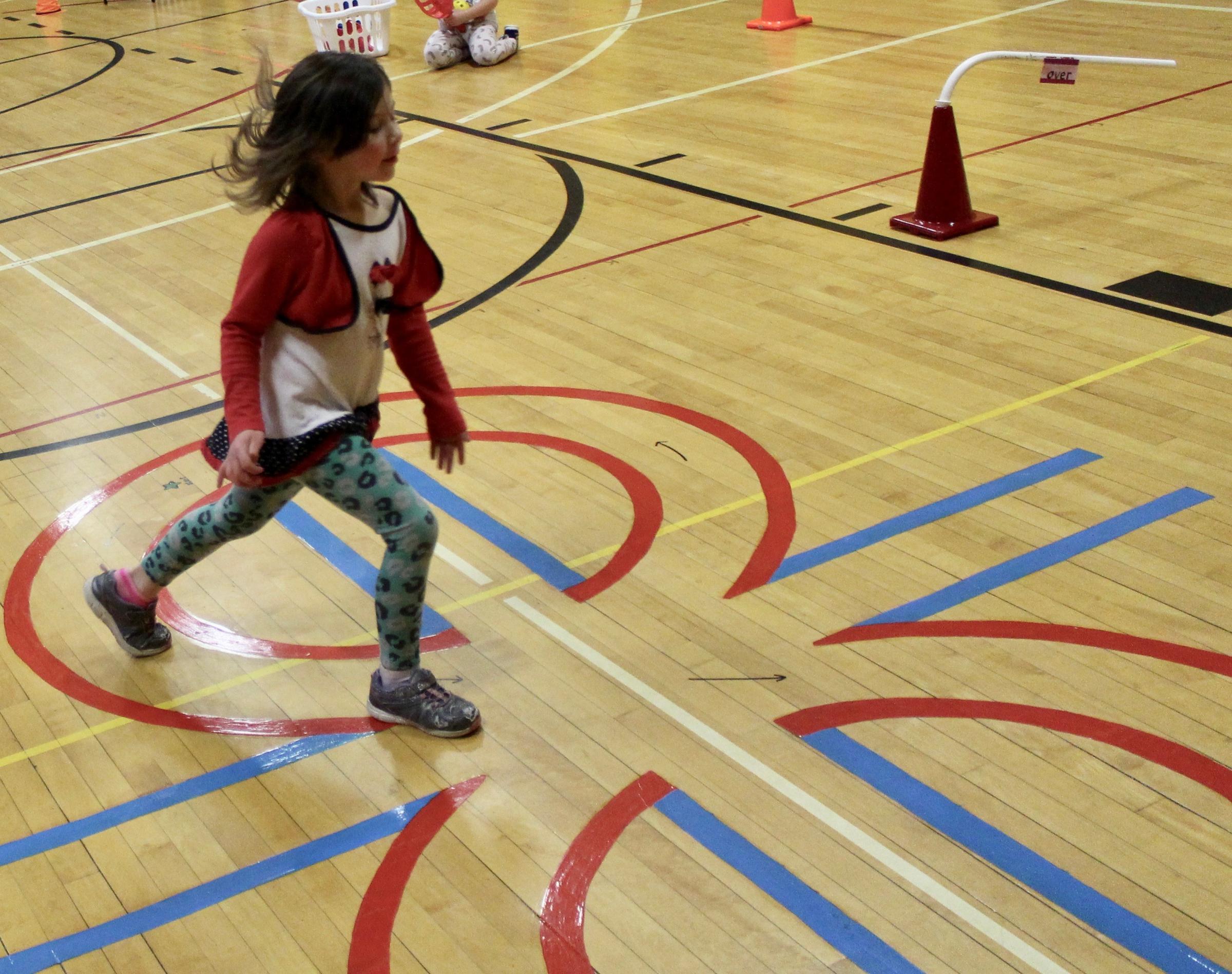 School gets results by teaching reading in PE | Interlochen