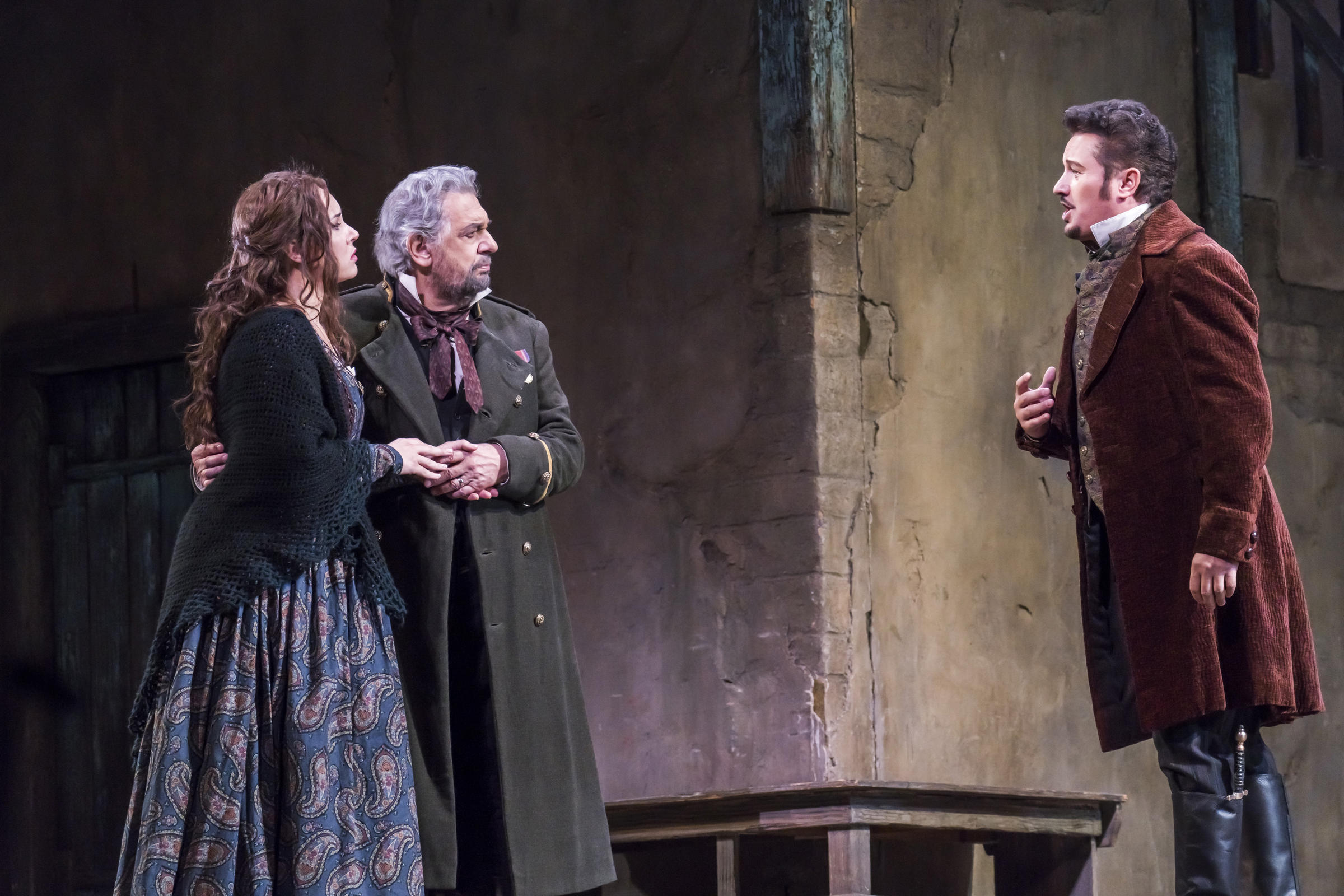 Metropolitan Opera: Luisa Miller | Interlochen