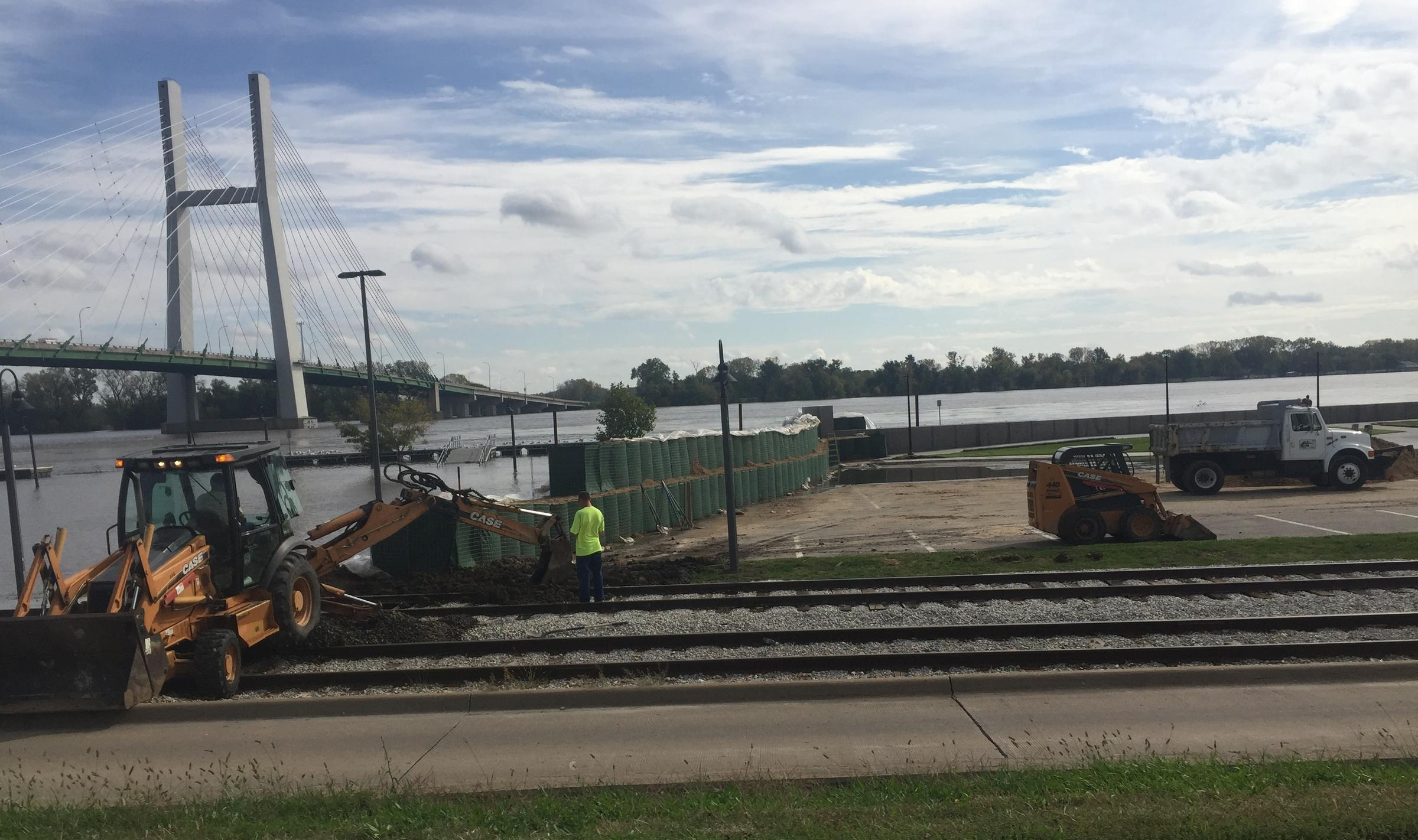 Floodwaters Rise Along Mississippi River | Tri States Public