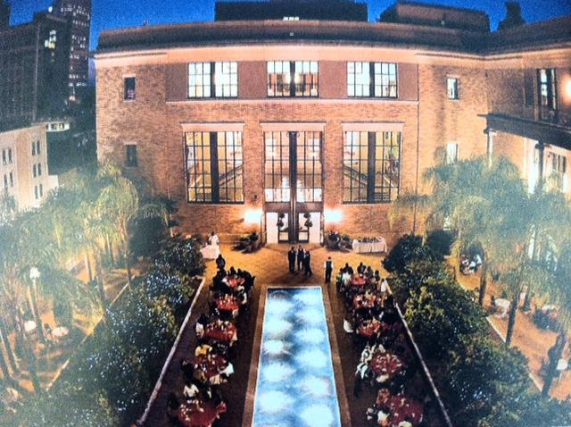 The Courtyard Is Often Used For Weddings And Special Events After Hours Jacksonville Public Library