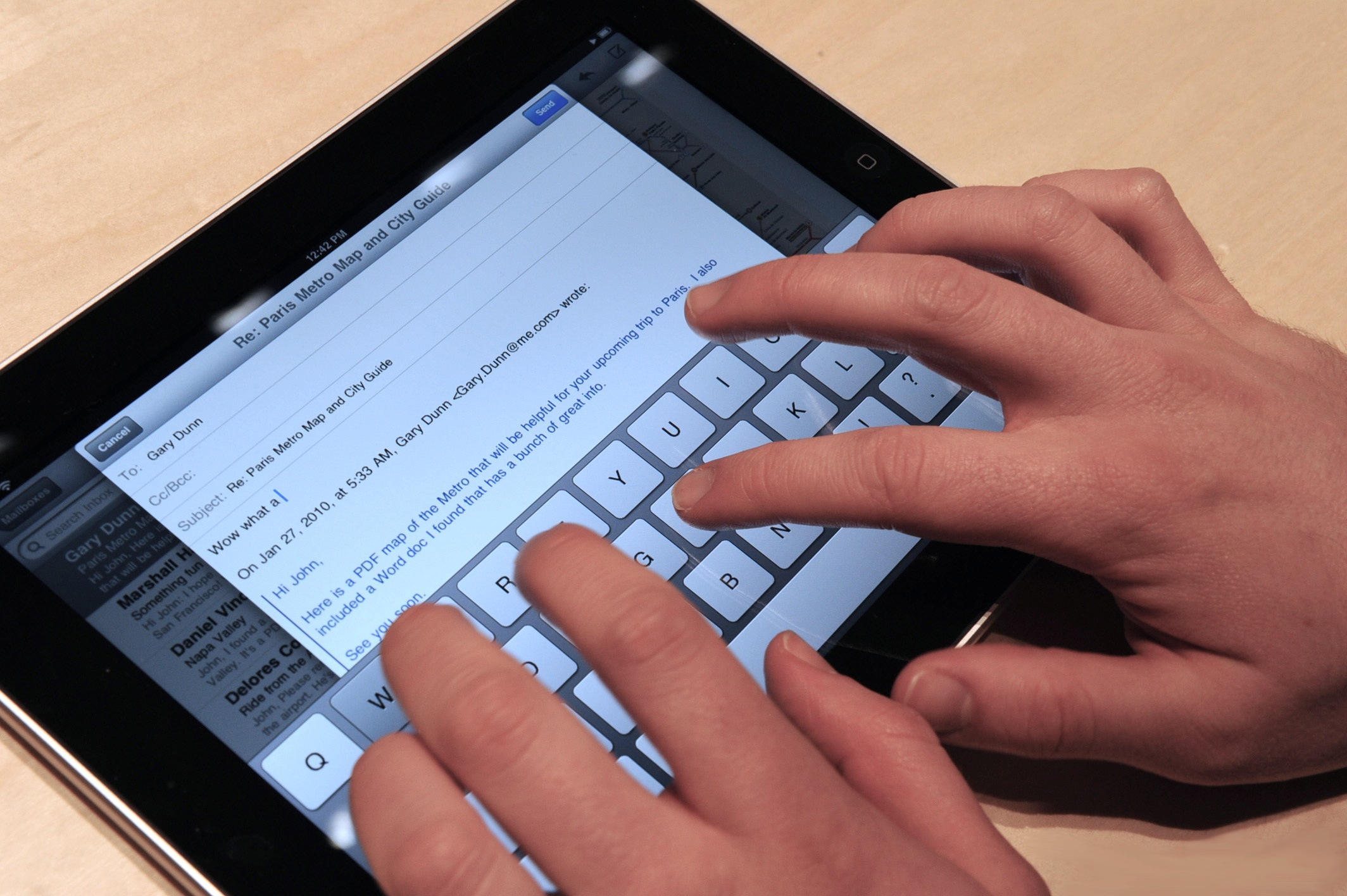 Ask Deemable Tech: Why Don't Touchscreens Respond To My Touch