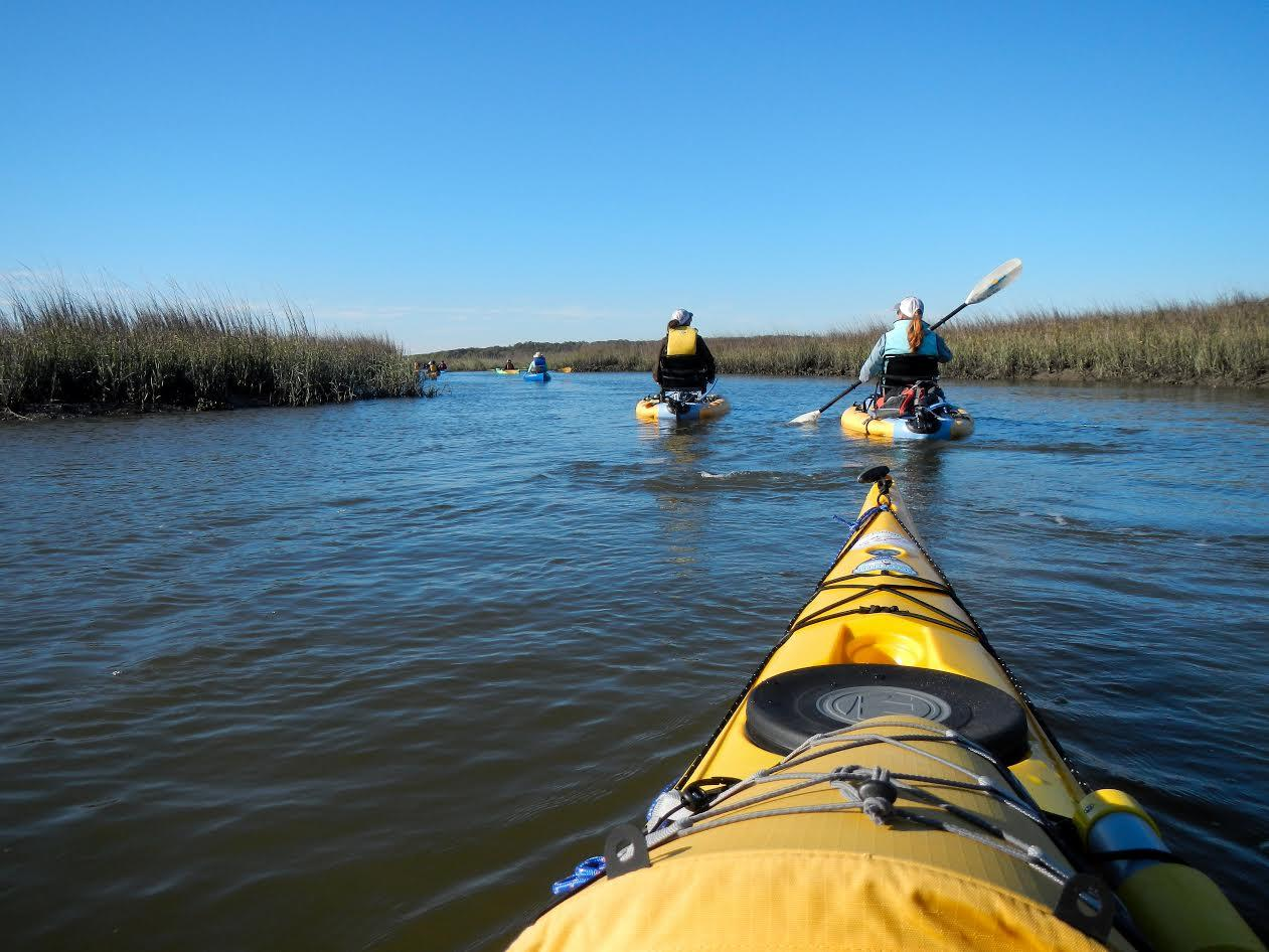 Riverkeeper Starts Two Weeks Of River Awareness Tours   WJCT NEWS