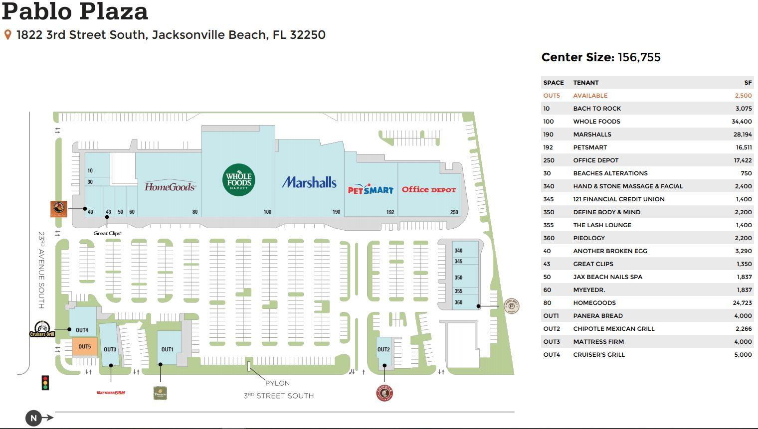 New Whole Foods Market Will Anchor Pablo Plaza In Jax Beach | WJCT NEWS