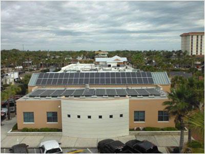 Jacksonville Beach Neptune Beach Introduce Solar Co Op