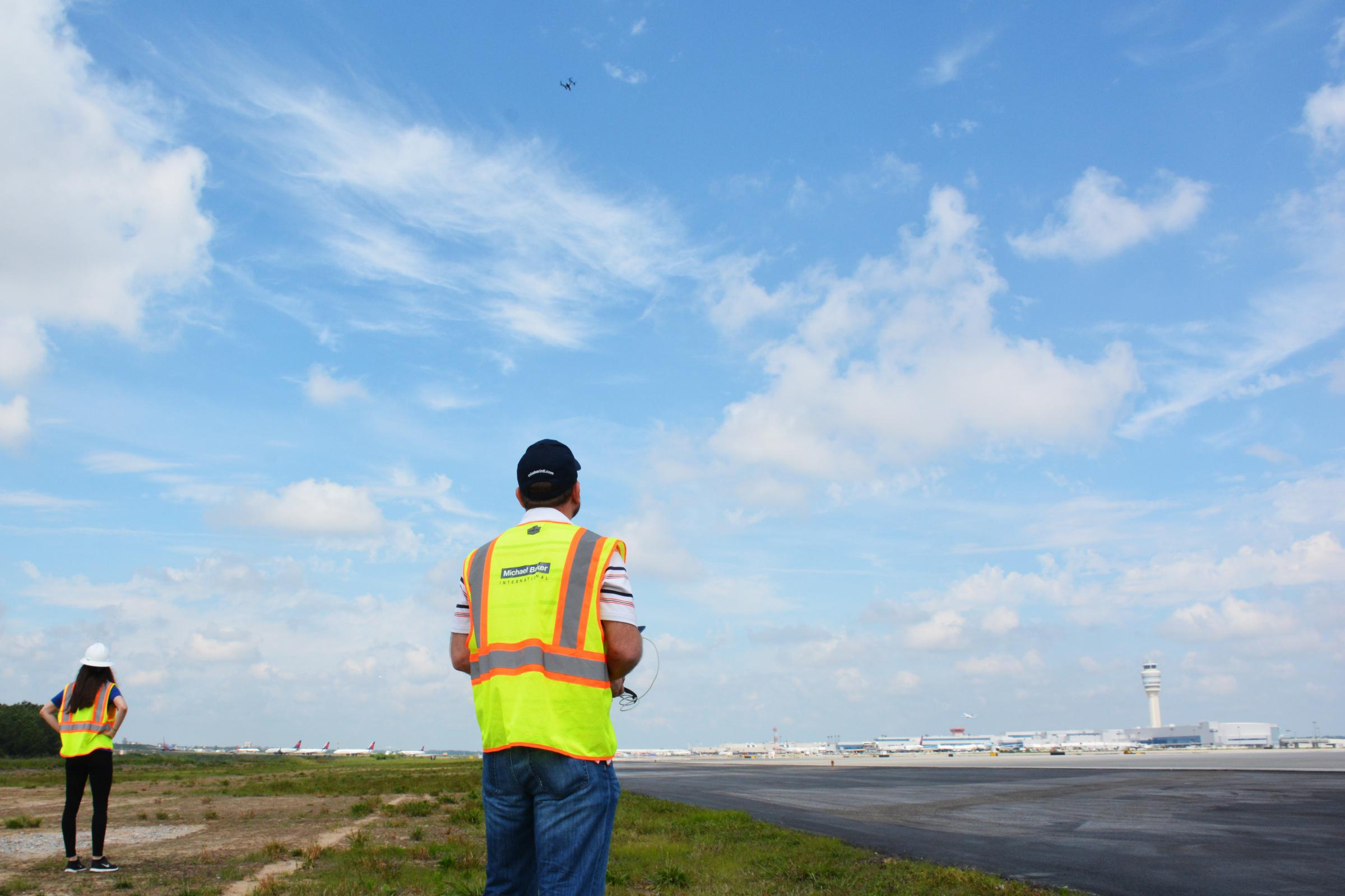 Don't Panic When You See Drones At Atlanta's Airport | Georgia