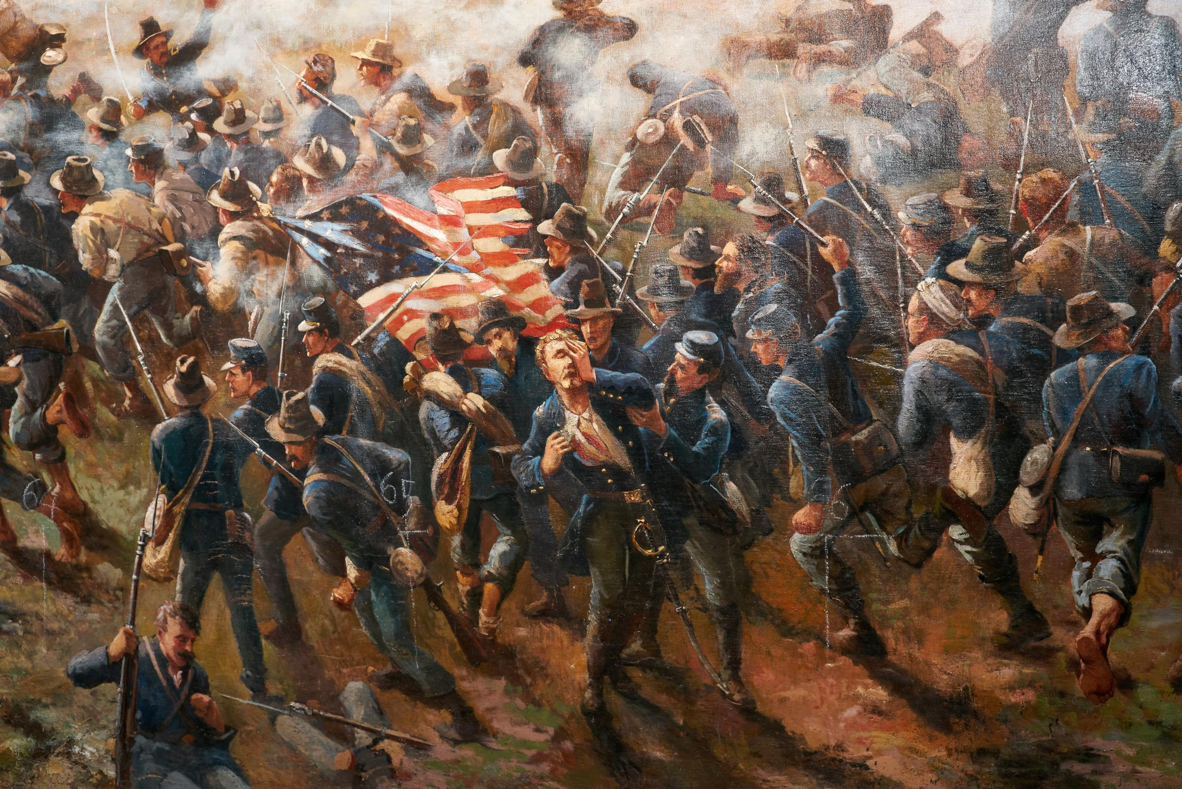 Getting History Right With The Battle of Atlanta Cyclorama