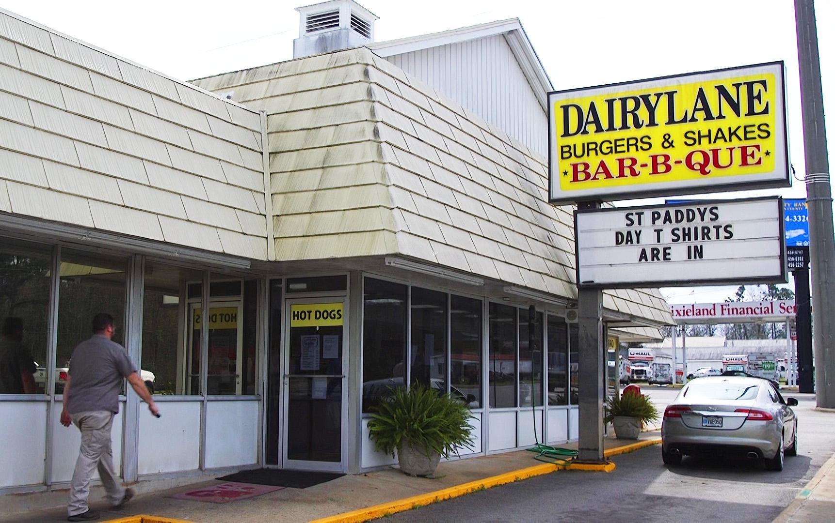 A Georgia Burger Joint That's A Trip Back In Time | Georgia