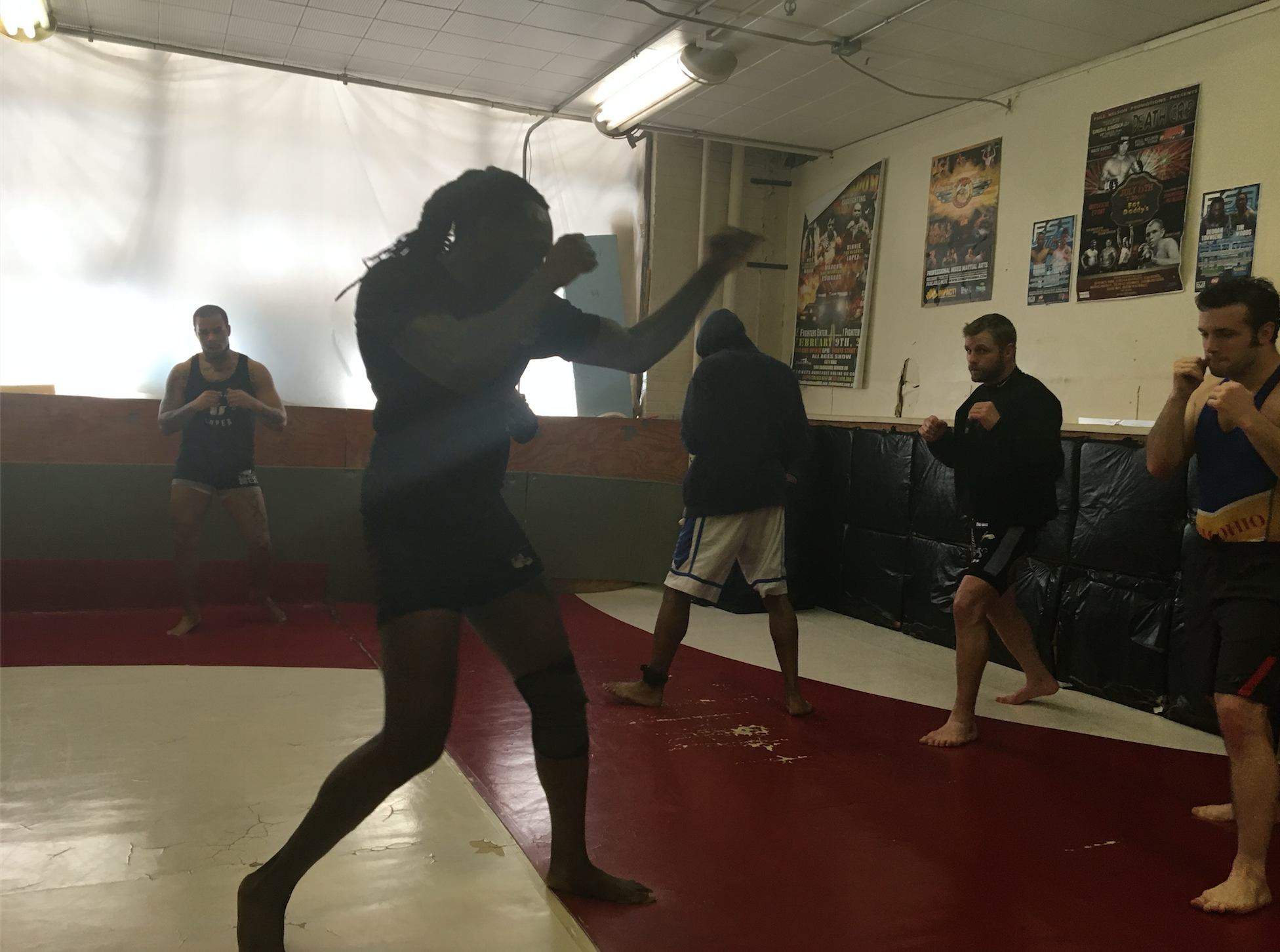Lansing fighter Dequan Townsend reaching for MMA stardom | WKAR