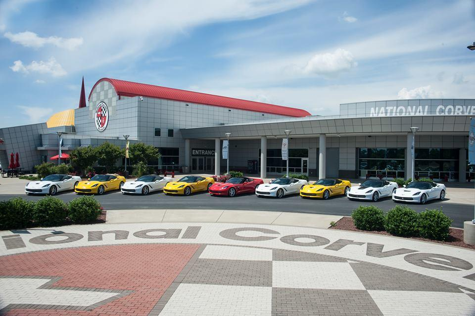 National Corvette Museum >> National Corvette Museum Reports High Attendance In 2016 Wkms