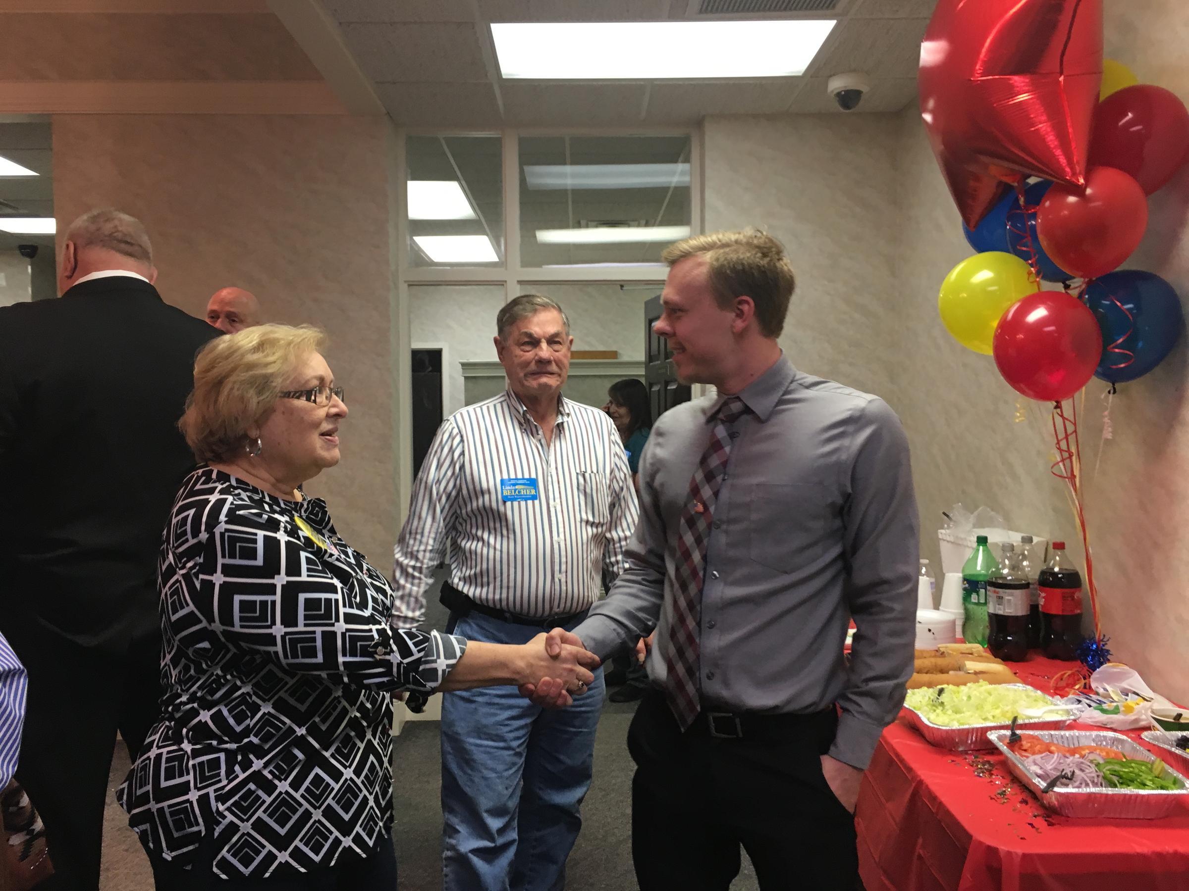 Linda Belcher Reclaims Seat In Bullitt County Special