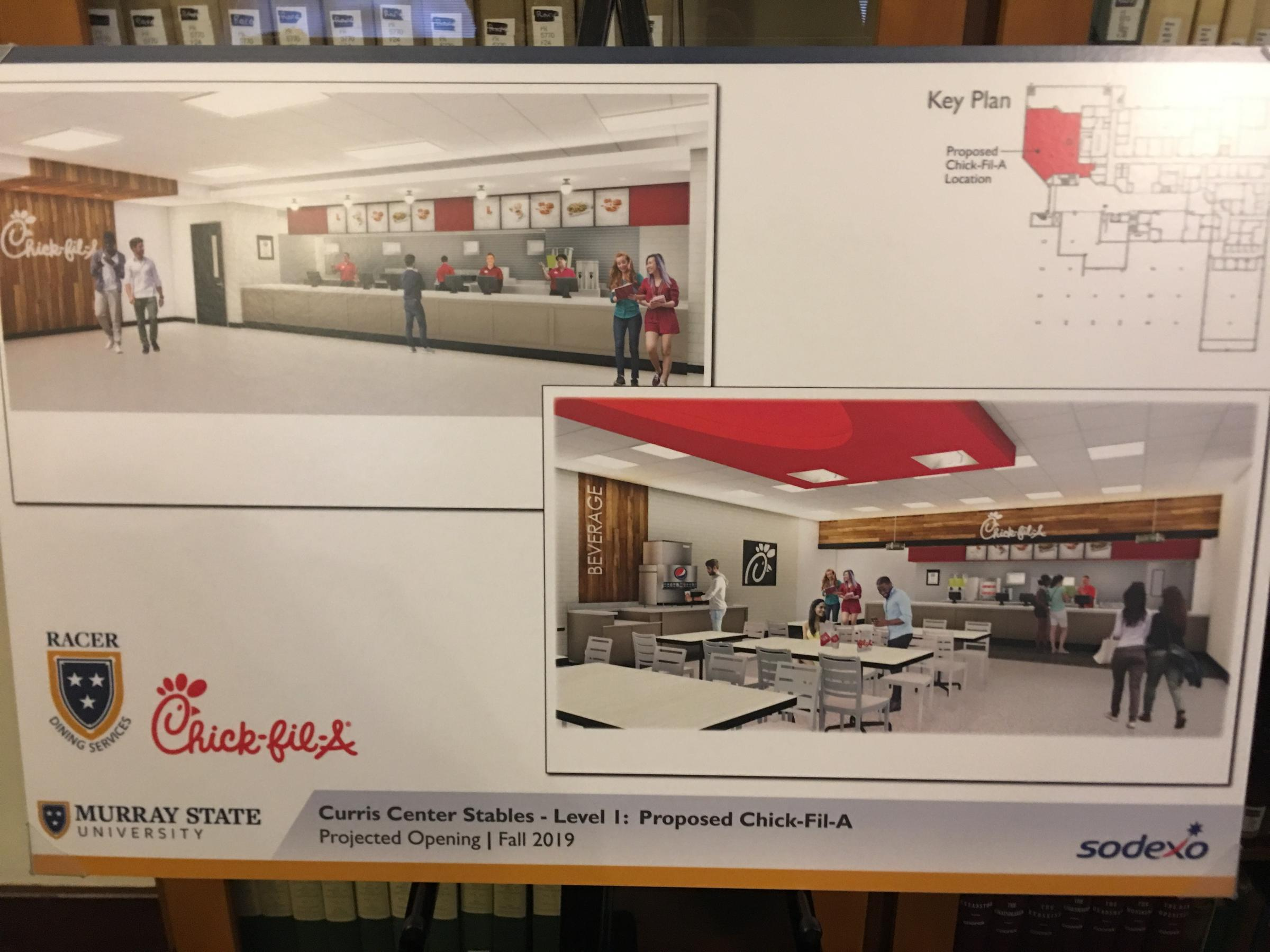 Sodexo Outlines Designs, Timeline For New Dining Options