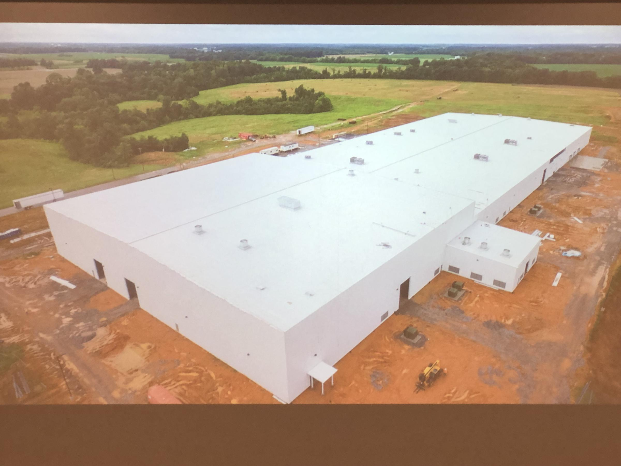 Korean Auto Parts Maker Nearing Completion On $50M Facility In