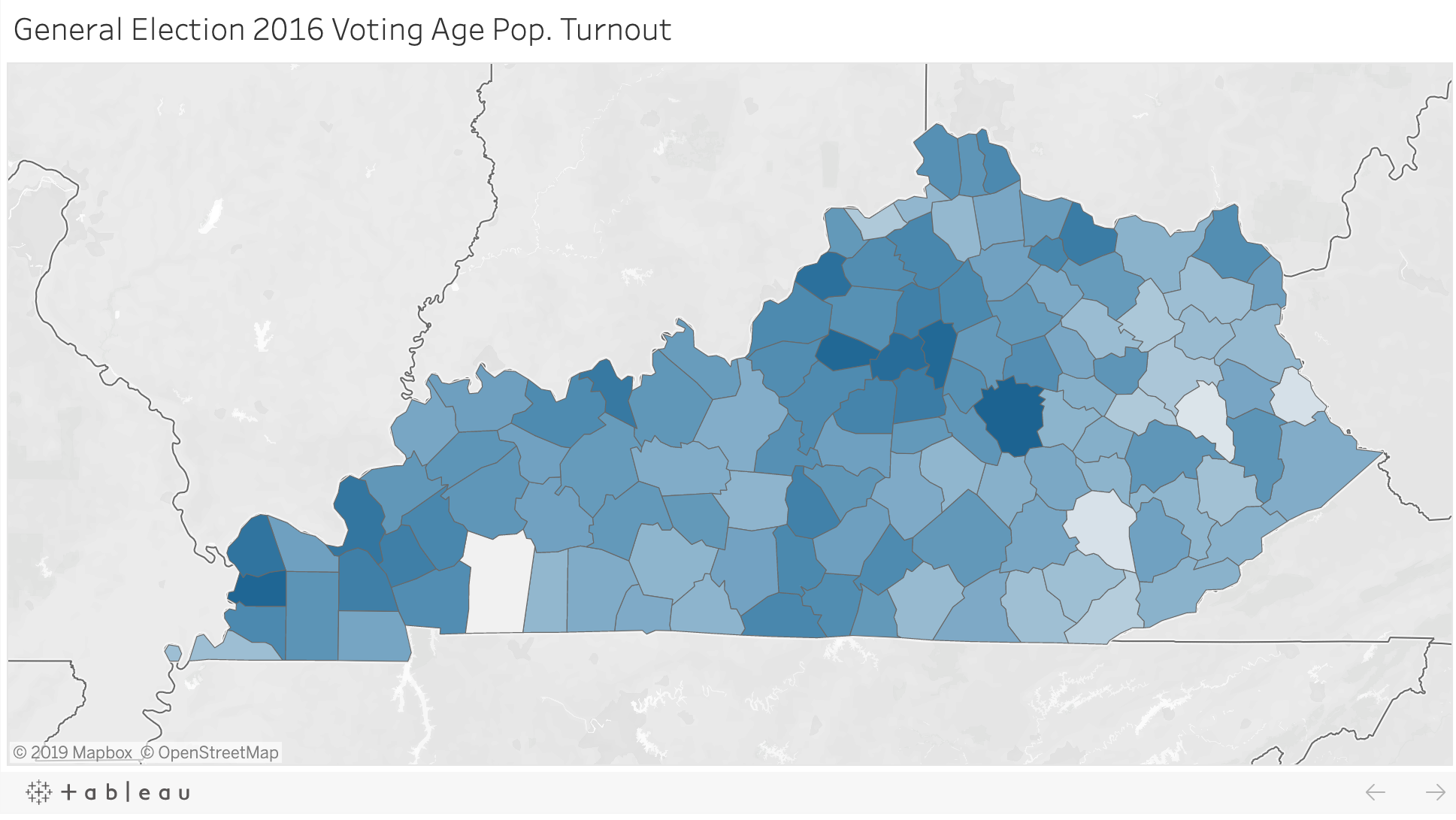 Picture of: Where People Vote In The Purchase And Pennyrile And Why Wkms