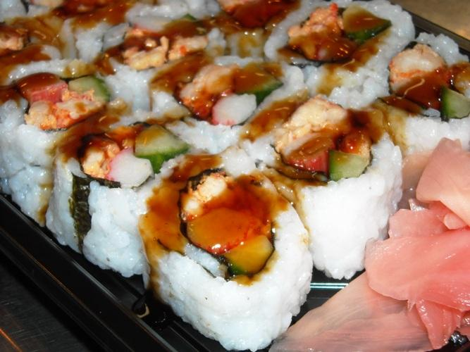 Nothing Fishy About It Gas Station Sushi That S Also Gourmet Wkno Fm If you've been to a convenience store recently, you've seen them. gas station sushi that s also gourmet
