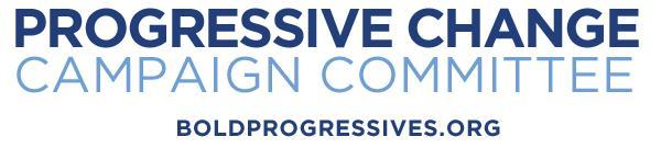 Progressive Change Campaign Committee logo