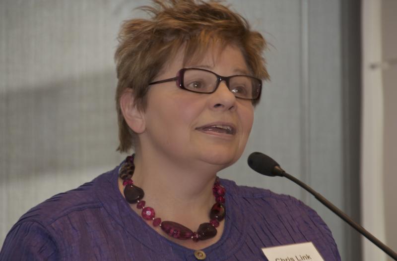 Christine Link of the Ohio ACLU