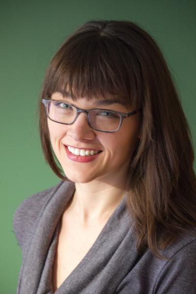 photo of Hannah Halbert