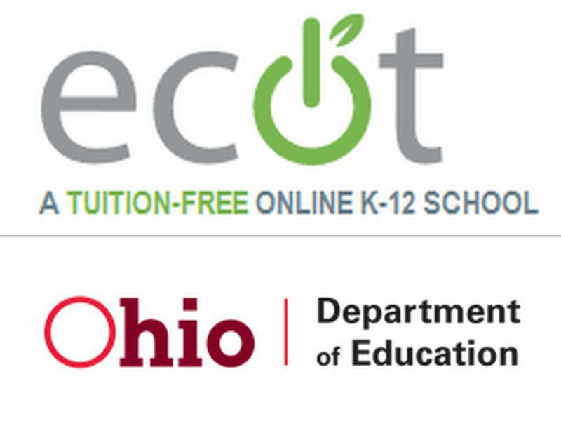 ECOT and Ohio Department of Education logos