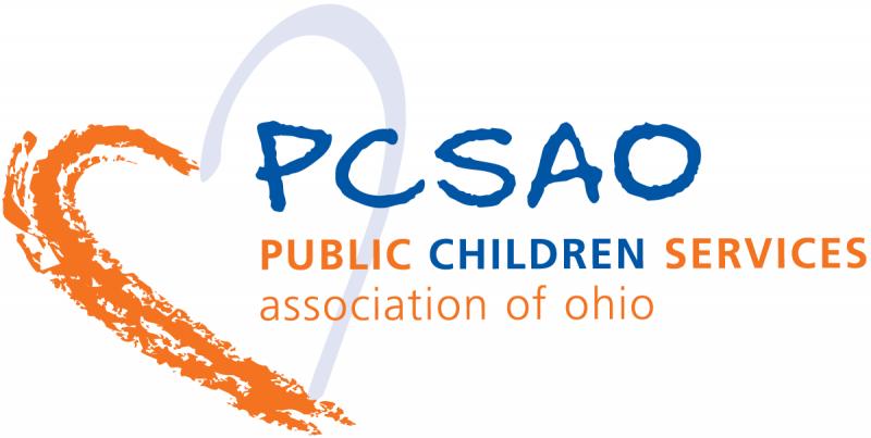 Public Children Services Association of Ohio logo