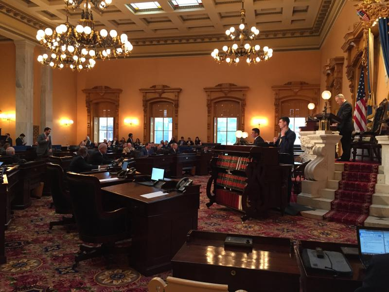 photo of Ohio Senate