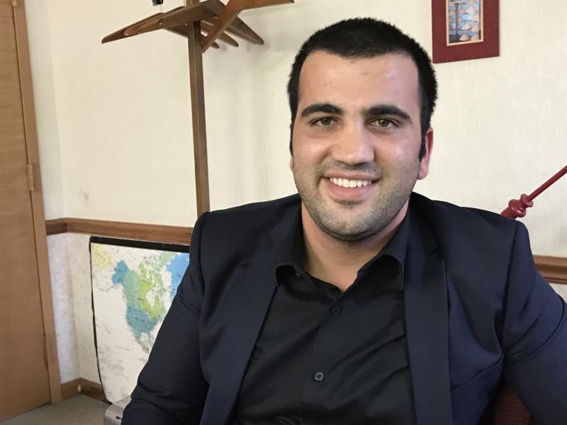 Jawid Ahmadzai