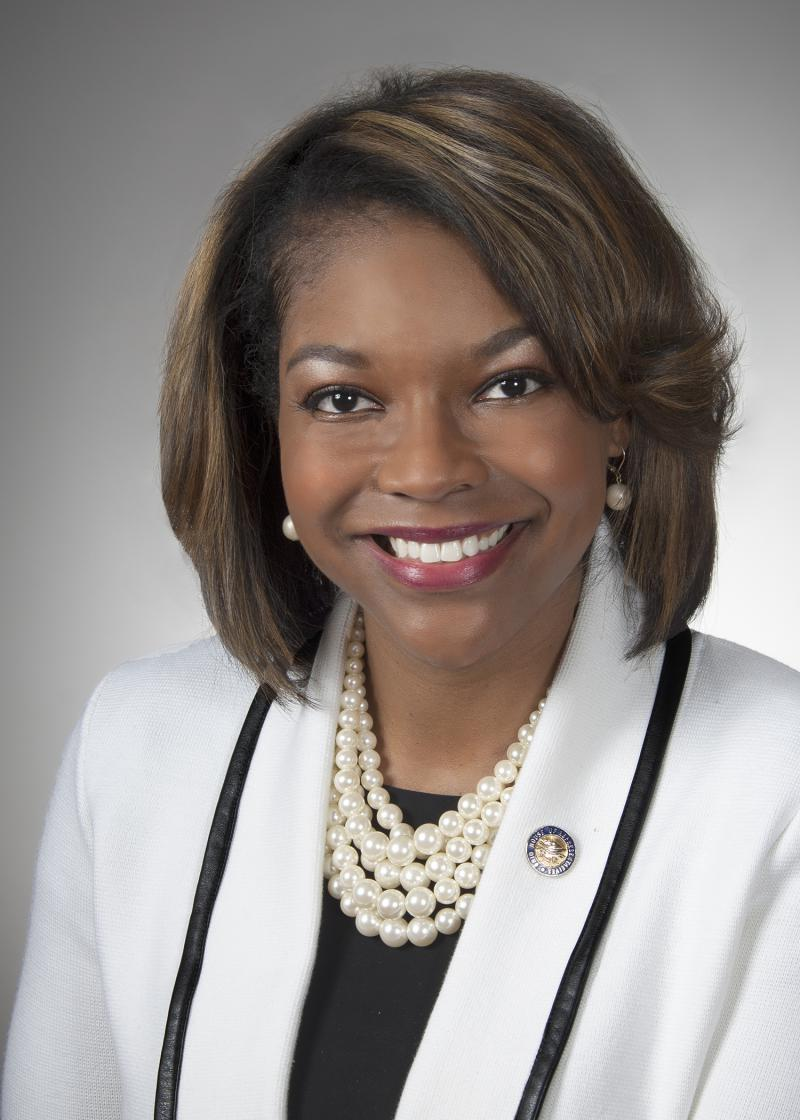 photo of Rep. Emilia Sykes