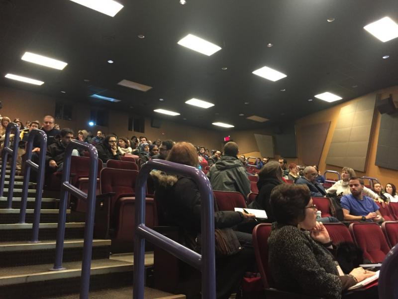 University of Akron Student Union Theater
