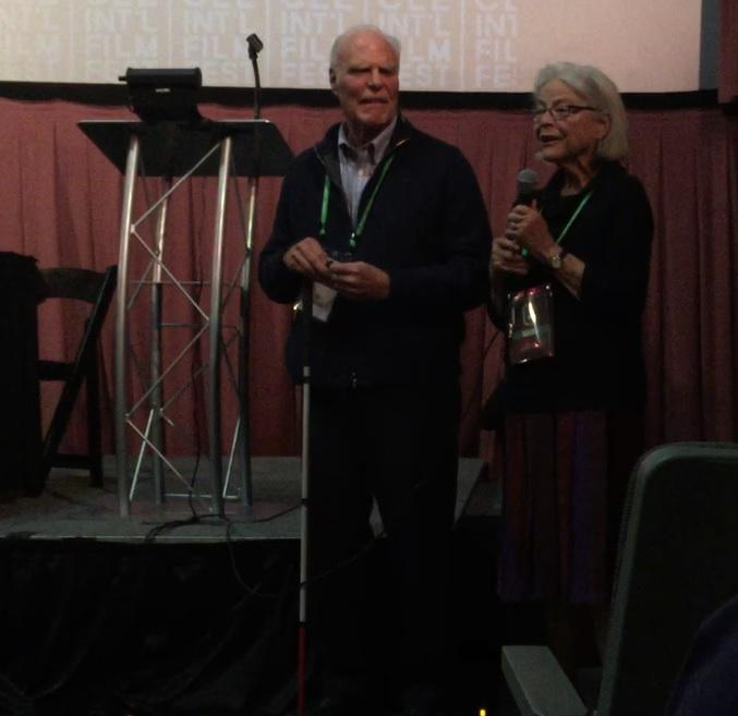 photo of Gordon and Lulie Gund
