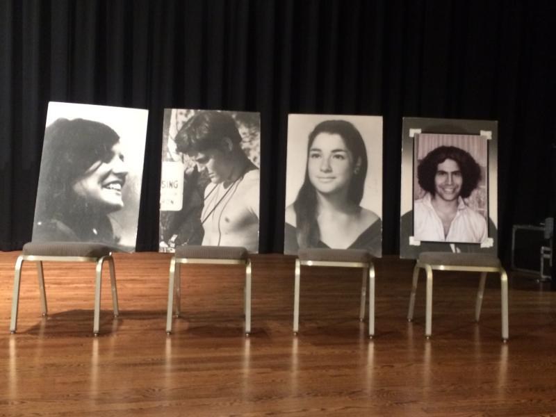 photo of Kent May 4 victims