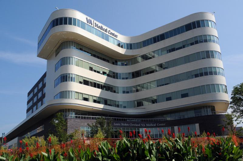 photo of VA medical center