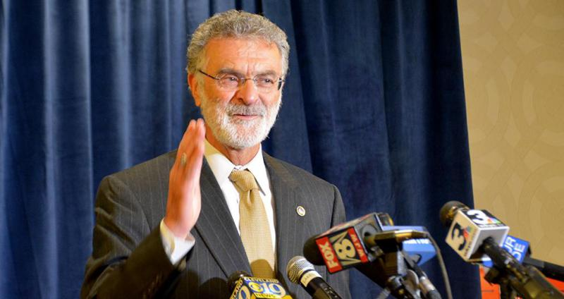 photo of Mayor Frank Jackson
