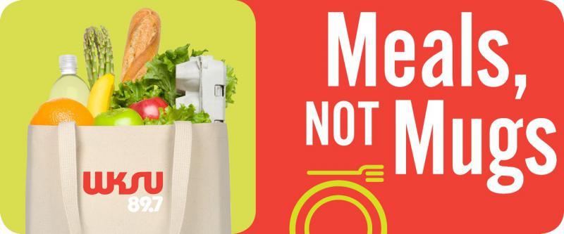 Meals Not Mugs