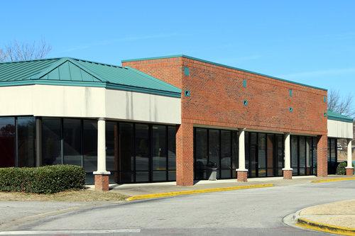 photo of empty commercial property