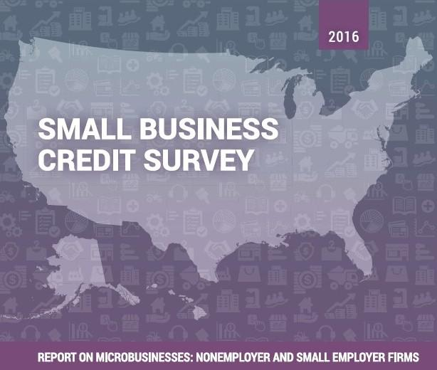 photo of The Cover of the report on microbusinesses from the Federal Reserve Bank of Cleveland