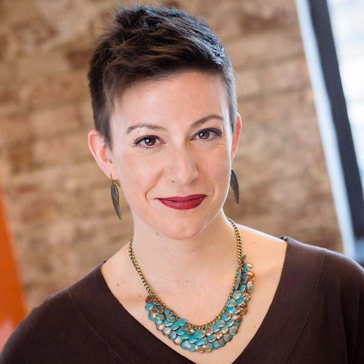 photo of Heather Roszczyk