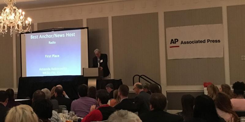 Ohio APME Awards for 2017
