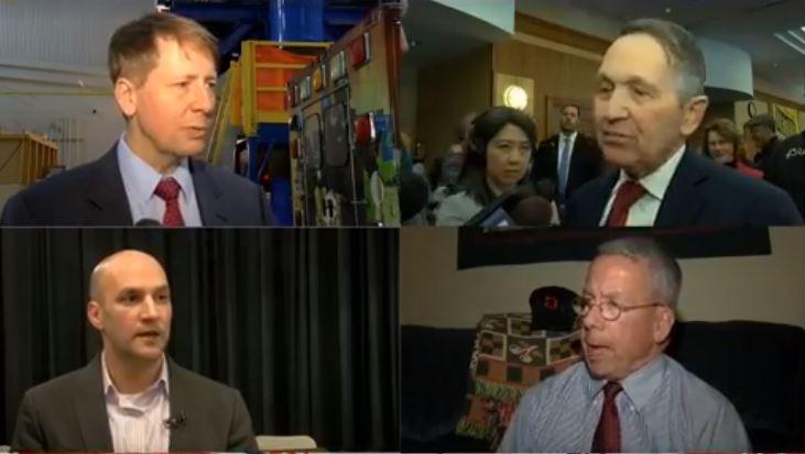 Photo of Ohio Democratic gubernatorial candidates