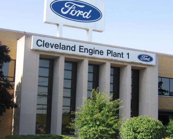 photo of Ford Cleveland Engine Plant 1
