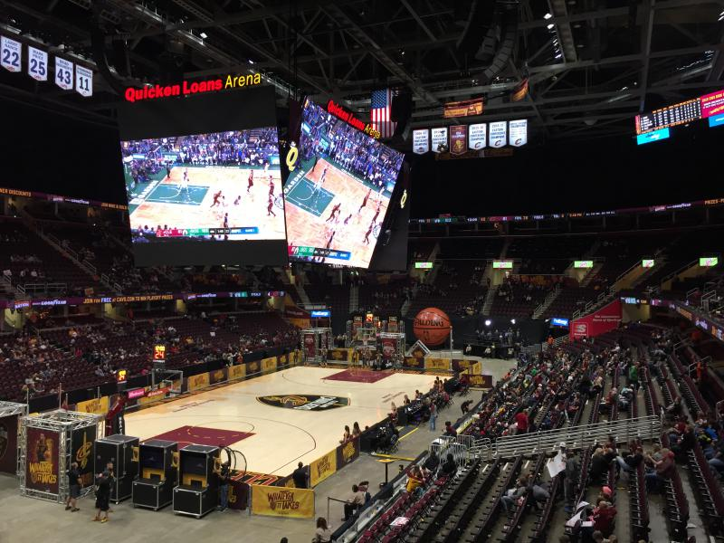 photo of Quicken Loans Arena