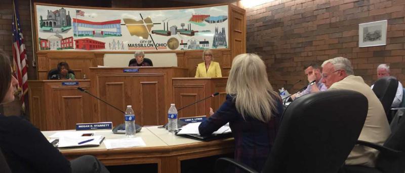 Photo of Massillon City Council